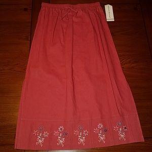 NWT, ALFRED DUNNER Long Skirt